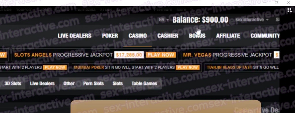 Pornhub-Casino-Cash-Hack-Dollars-Free-Bonus